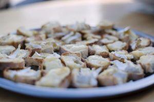 restes de fromages